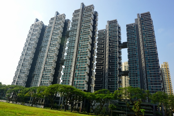 I can't believe these are HDB flats!