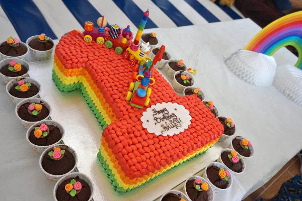 lovely birthday cake