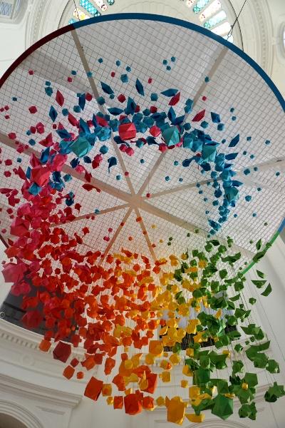 Spectrum of Paper