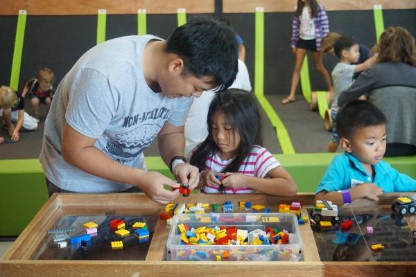 building LEGO cars