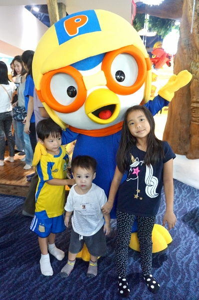 Meeting Pororo